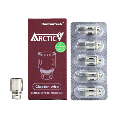 Arctic V8 Coils